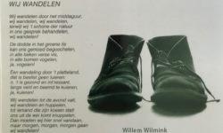 Gedicht Willem Wilmink en zijn schoenen
